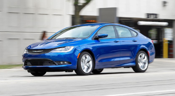 2015 Chrysler 200 Owners Manual