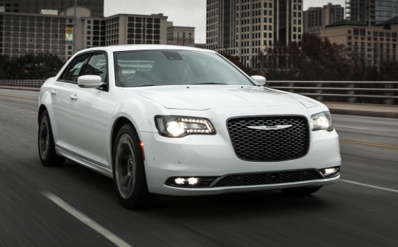 2015 Chrysler 300C Owners Manual