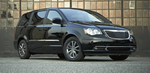 2015 Chrysler Town & Country Owners Manual
