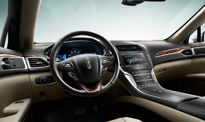 2015 Lincoln MKZ Interior and Redesign