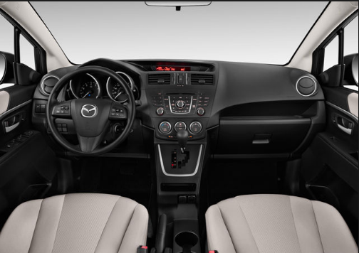 2015 Mazda 5 Interior and Redesign