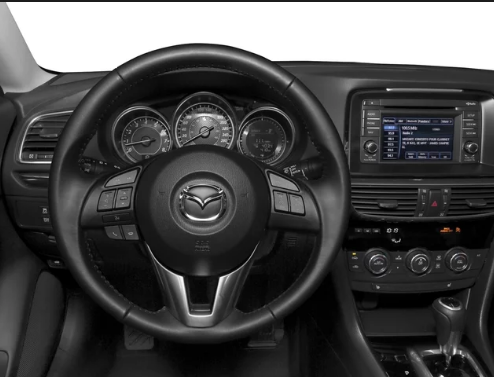 2015 Mazda 6 Interior and Redesign