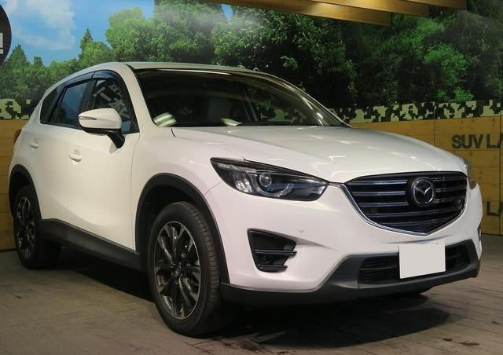 2015 Mazda CX-5 Owners Manual