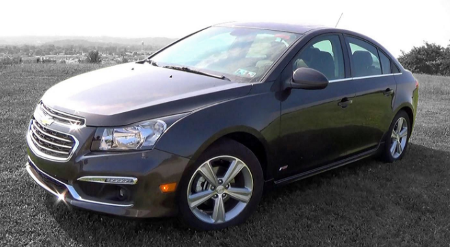 2016 Chevrolet Cruze Limited Owners Manual
