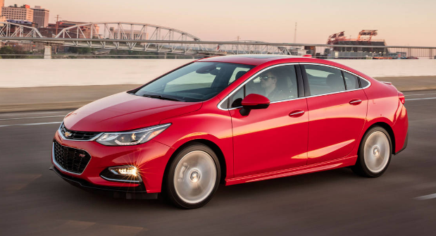 2016 Chevrolet Cruze Owners Manual