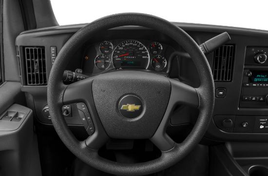 2016 Chevrolet Express 2500 Interior and Redesign