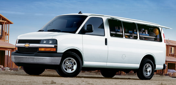 2016 Chevrolet Express 3500 Owners Manual
