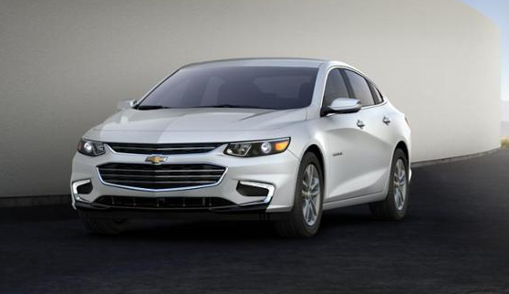 2016 Chevrolet Malibu Hybrid Owners Manual