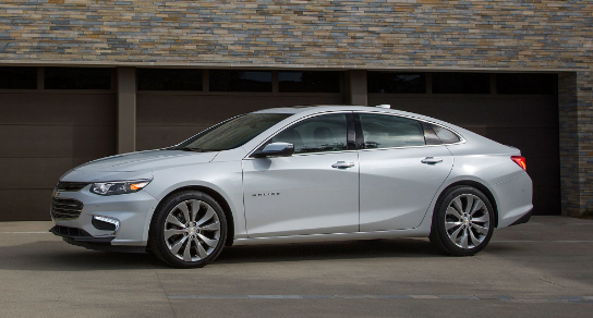 2016 Chevrolet Malibu Owners Manual