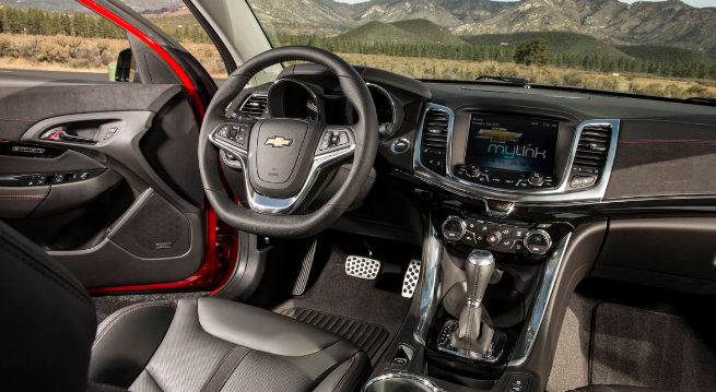 2016 Chevrolet SS Interior and Redesign