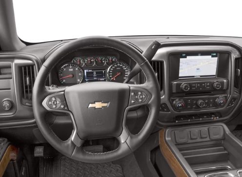 2016 Chevrolet Silverado 1500 Interior and Redesign