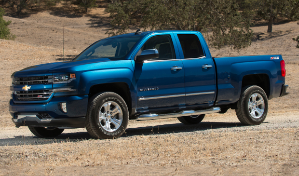 2016 Chevrolet Silverado 1500 Owners Manual