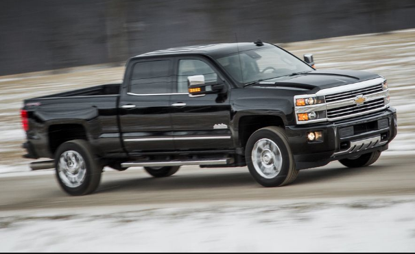 2016 Chevrolet Silverado 2500 Owners Manual