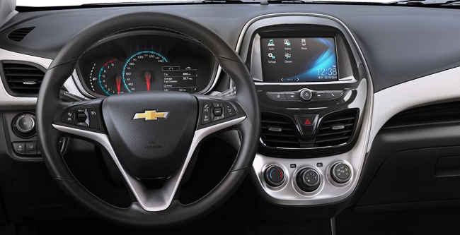 2016 Chevrolet Spark Interior and Redesign
