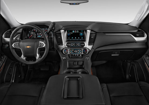 2016 Chevrolet Tahoe Interior and Redesign