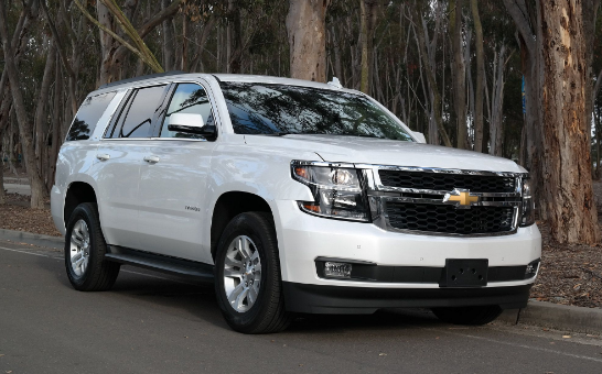 2016 Chevrolet Tahoe Owners Manual