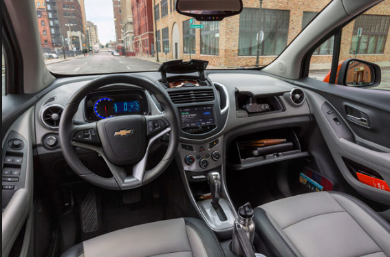 2016 Chevrolet Trax Interior and Redesign