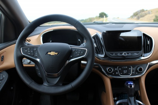 2016 Chevrolet Volt Interior and Redesign