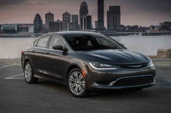 2016 Chrysler 200 Owners Manual
