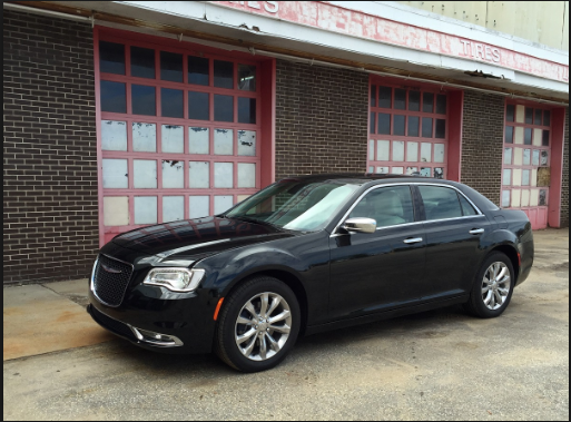 2016 Chrysler 300C Owners Manual