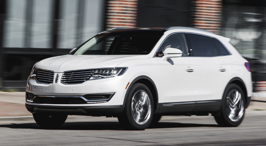 2016 Lincoln MKT Owners Manual