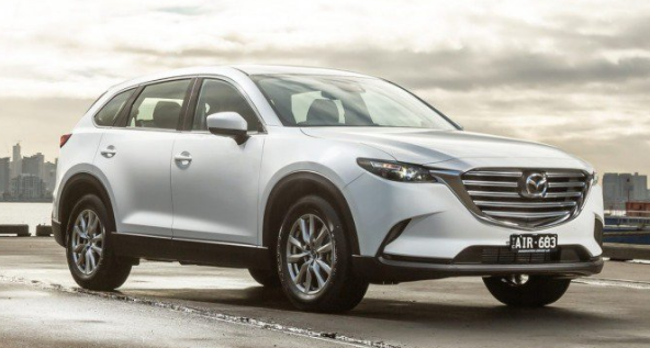 2016 Mazda CX-9 Onwers Manual
