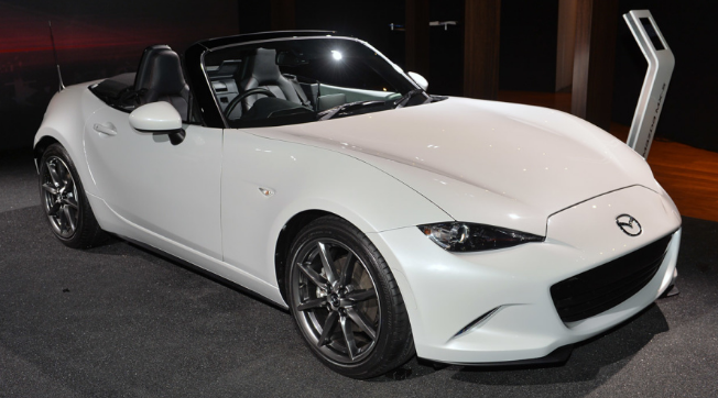 2016 Mazda MX-5 Miata Owners Manual