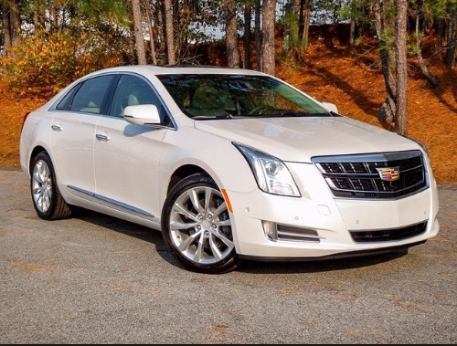 2017 Cadillac XTS Owners Manual