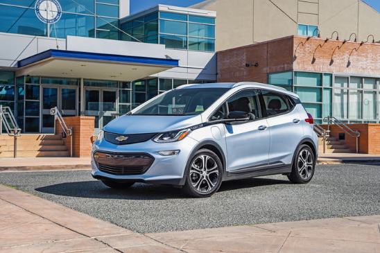 2017 Chevrolet Bolt Owners Manual
