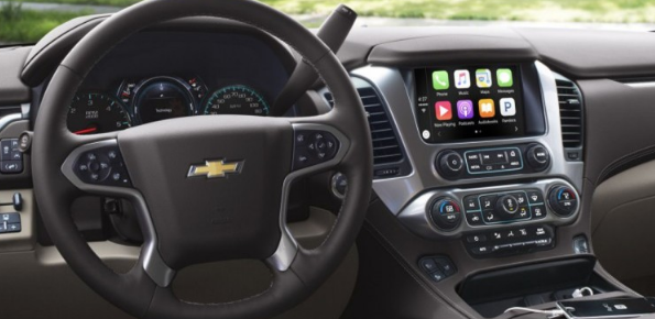 2017 Chevrolet Suburban Interior and Redesign