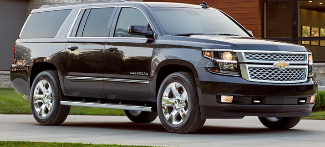 2017 Chevrolet Suburban Owners Manual and Concept