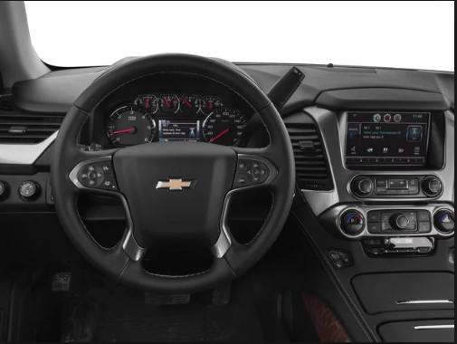 2017 Chevrolet Tahoe Interior and Redesign