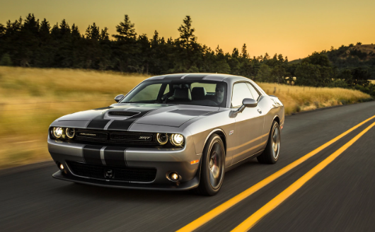 2017 Dodge Challenger Owners Manual