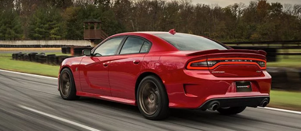 2017 Dodge Charger Owners Manual