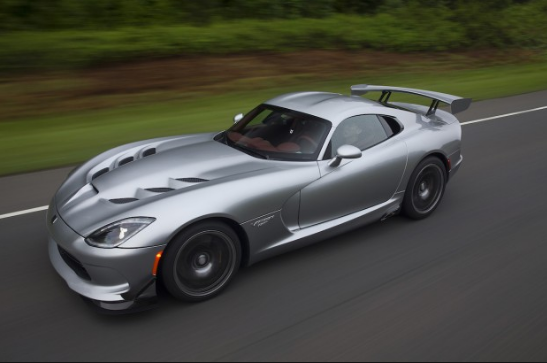 2017 Dodge Viper Owners Manual