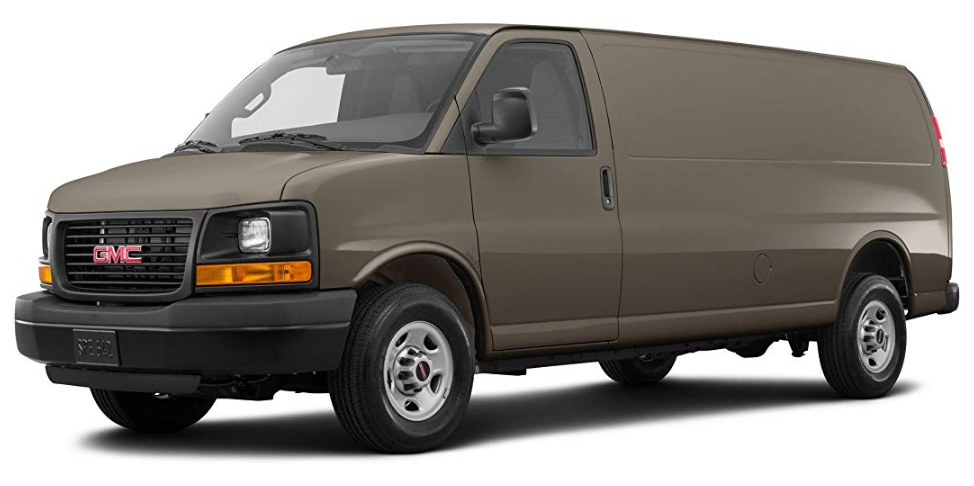 2017 GMC Savana 2500 Owners Manual