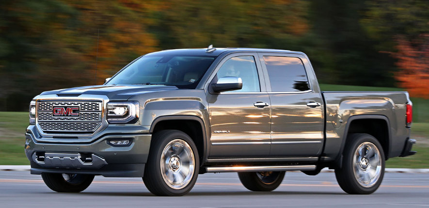2017 GMC Sierra 1500 Owners Manual