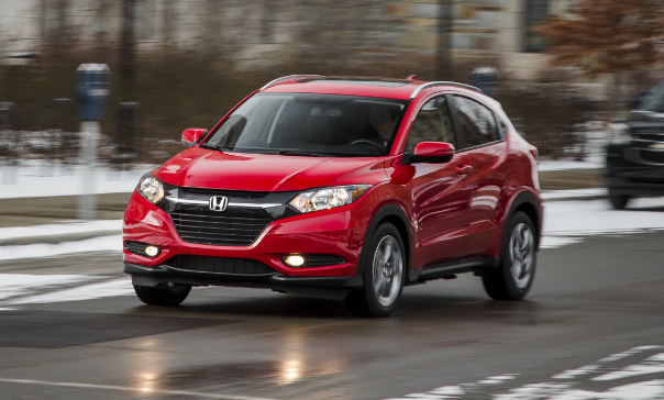 2017 Honda HR-V Owners Manual