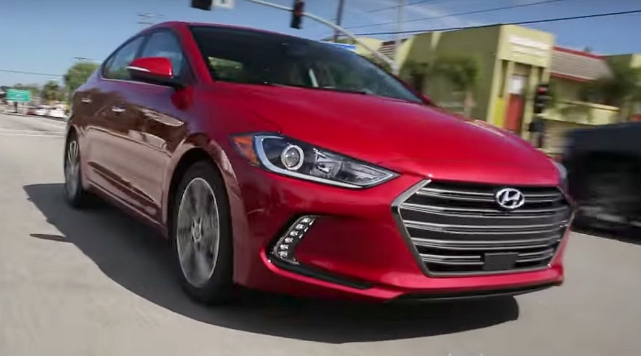 2017 Hyundai Elantra Owners Manual