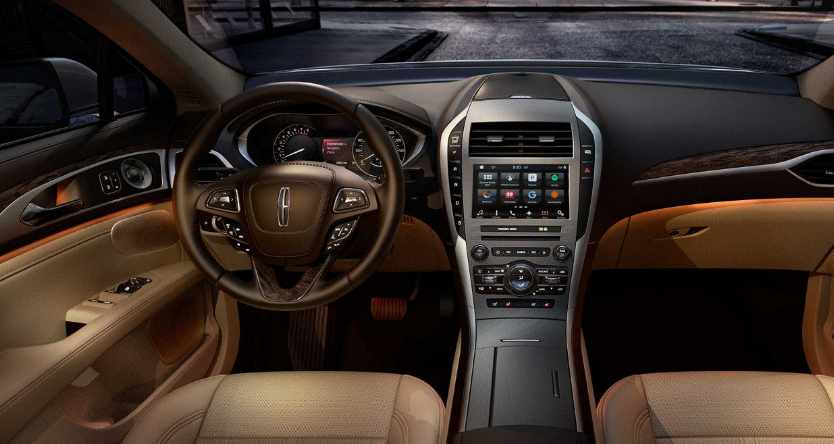 2017 Lincoln MKZ Hybrid Interior and Redesign