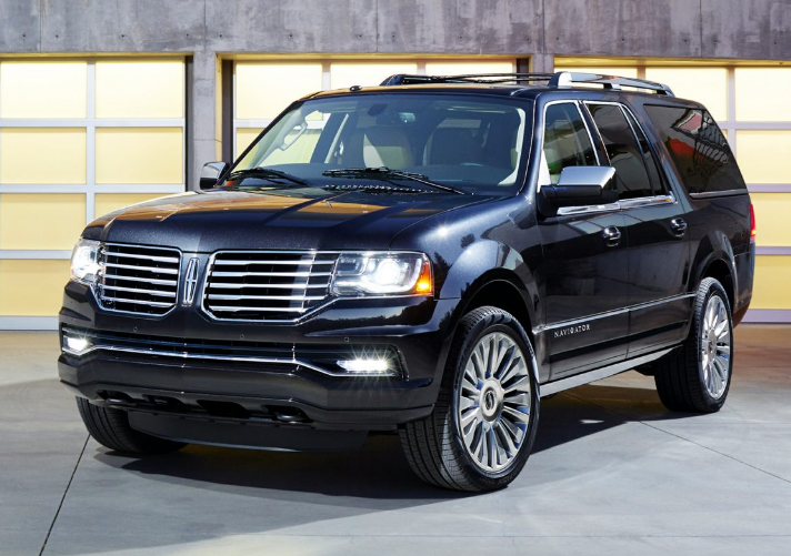 2017 Lincoln Navigator L Owners Manual
