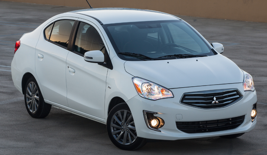 2017 Mitsubishi Mirage G4 Owners Manual