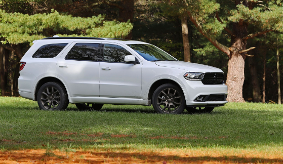 2018 Dodge Durango Owners Manual