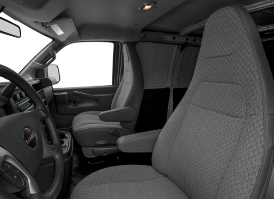 2018 GMC Savana 3500 Interior and Redesign