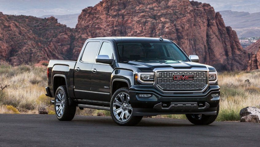 2018 GMC Sierra 1500 Concept and Owners Manual