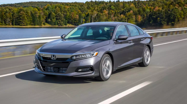 2018 Honda Accord Sedan Owners Manual