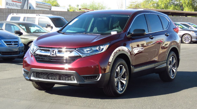2018 Honda CR-V Owners Manual