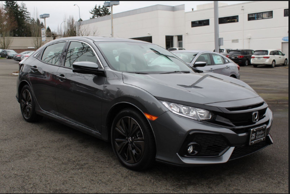 2018 Honda Civic Hatchback Owners Manual