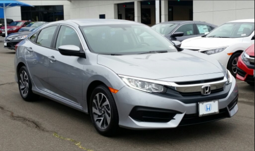 2018 Honda Civic Sedan Owners Manual
