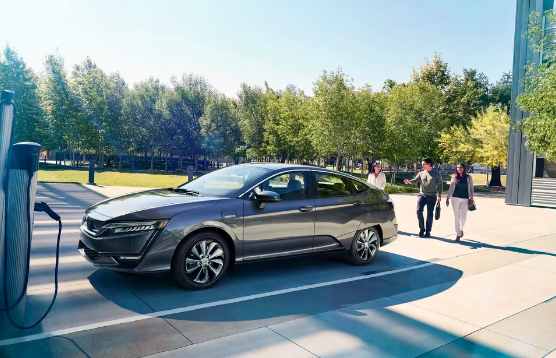 2018 Honda Clarity Electric Owners Manual